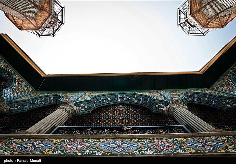 Shafei Jame Mosque: A Beautiful Mosque Inside Kermanshah Bazaar