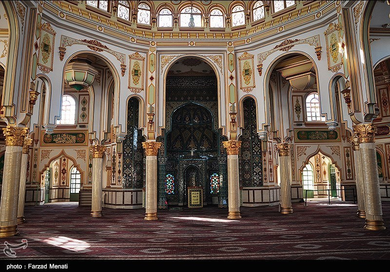 Shafei Jame Mosque: A Beautiful Mosque Inside Kermanshah Bazaar