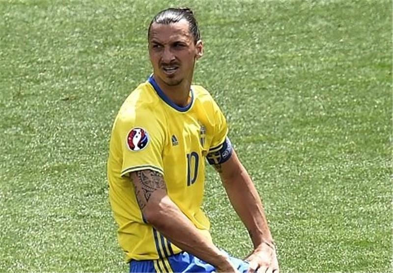 سرمربی سوئد: زلاتان قطعاً در لیست ما برای جام جهانی جایی ندارد