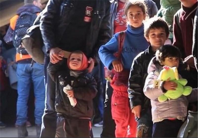 کودکان مهاجر در فرانسه