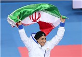 Iran Claims Three Golds at Asian Karate Championships