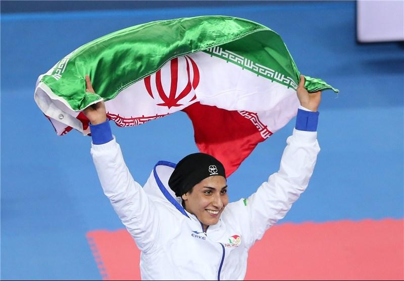 İranlı Kadın Karateci Dünya İkincisi Oldu