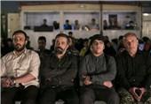 محمود کریمی به تماشای «فصل وصل» نشست