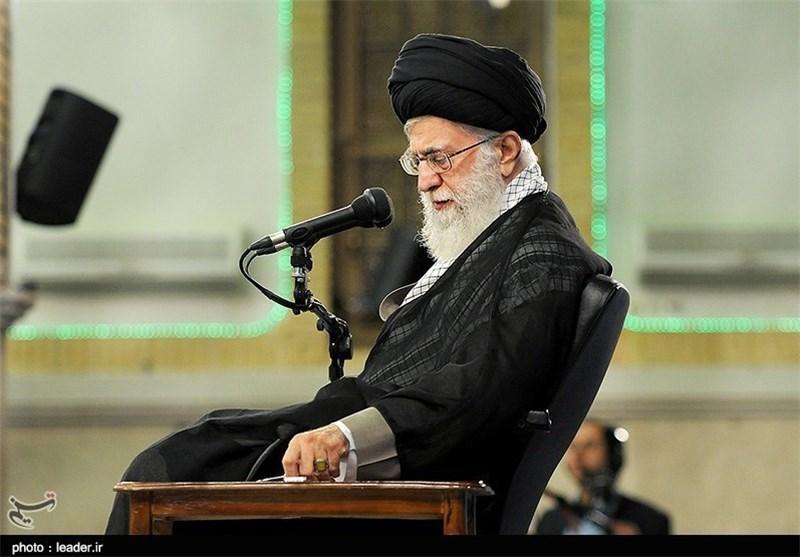 قائد الثورة الاسلامیة یوافق على العفو وتخفیض محکومیات عدد من المسجونین