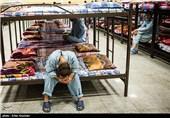 بازدید از کمپ ترک اعتیاد خاورشهر