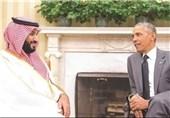 محمد بن سلمان اوباما