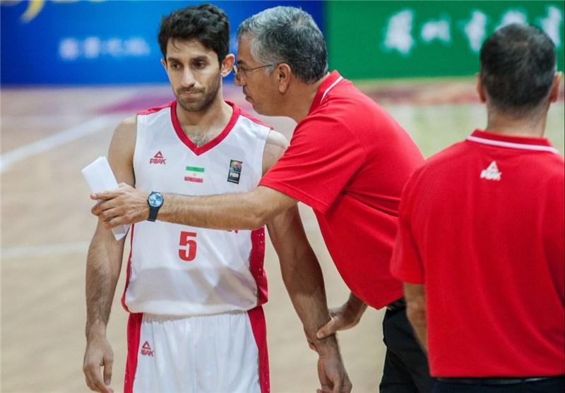 شاهینطبع، سرمربیگری تیم ملی بسکتبال را رد کرد
