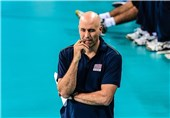 Iran Played Great Volleyball: US Coach John Speraw