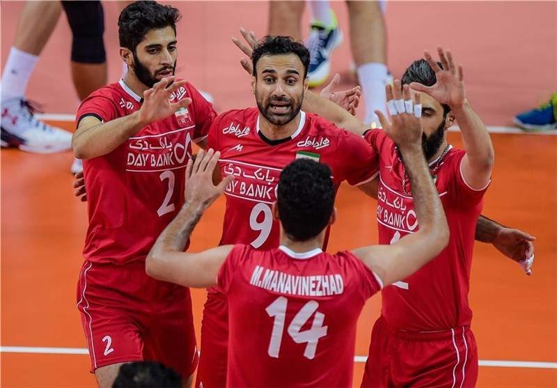 FIVB Volleyball World League: Iran Defeats Bulgaria
