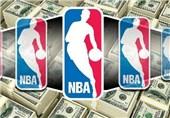 سقف درآمد بازیکنان NBA مشخص شد
