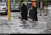 8 استان کشور در معرض خطر آبگرفتگی و سیلاب