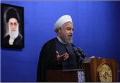 Iran's Athletes Can Help to Counter Iranophobia: President Rouhani