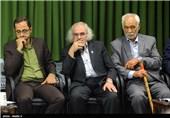 دیدار جمعی از شاعران و اهالی فرهنگ با مقام معظم رهبری