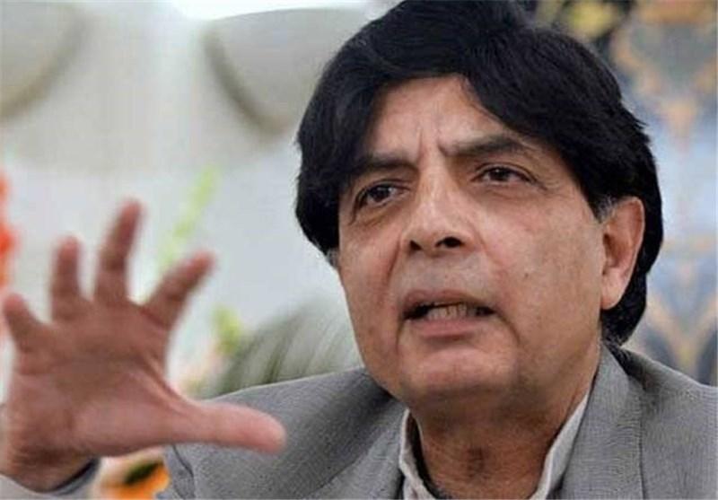 چوهدری نثار علی خان