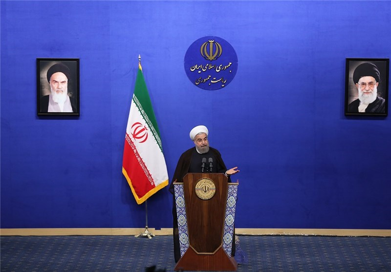 Iran against Interference in Regional Countries' Affairs, President Stresses