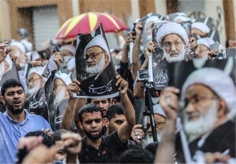 Al-i Halife'nin Ayetullah İsa Kasım'ı Yargılama Kararı/ Bahreynlilerin Ayetullah Şeyh İsa Kasım'a Destek Protestoları