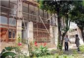 بهسازی خانه تاریخی گرگان