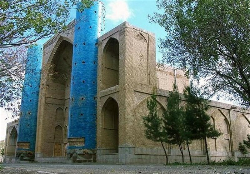 بقعه شیخ شهاب الدین اهری