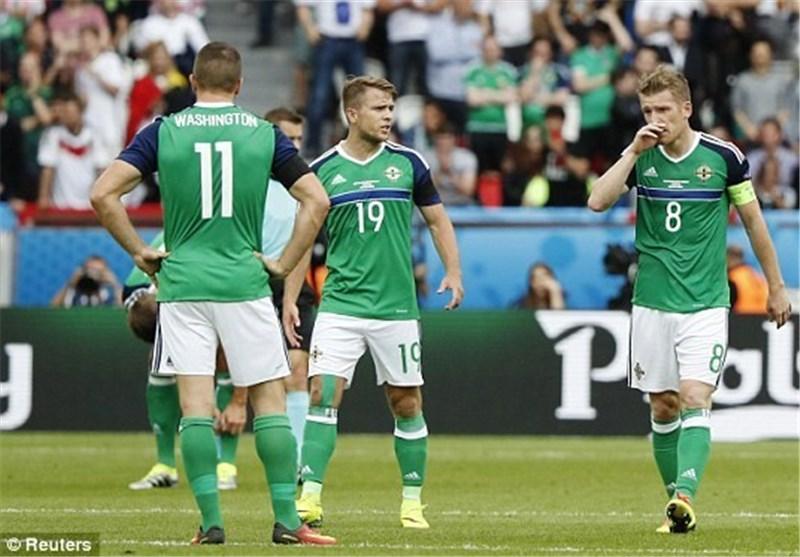 برتری جمهوری ایرلند و تساوی اوکراین در بازیهای دوستانه