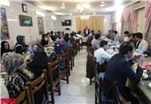 طرح ضیافت افطار با حضور ناشنوایان در خرمشهر برگزار شد