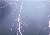 خوزستان|صاعقه پست برق شهرستان ایذه را به آتش کشید/ برق قطع شد