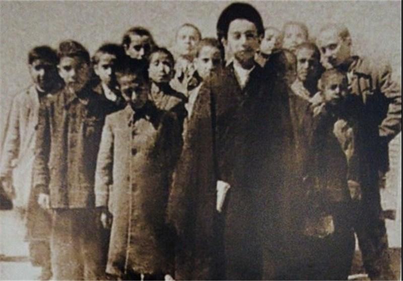 جلسه قرآنی رهبر انقلاب در 12 سالگی