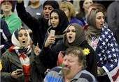 مسلمانان آمریکا ممنوعیت سفر ترامپ را محکوم کردند