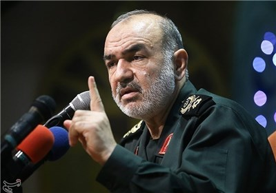 IRGC Commander to Israel: Don't Trust in Your Airbases