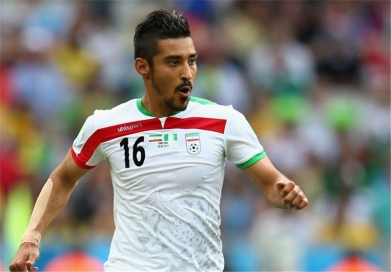 Iran International Striker Ghoochannejhad Joins Heerenveen