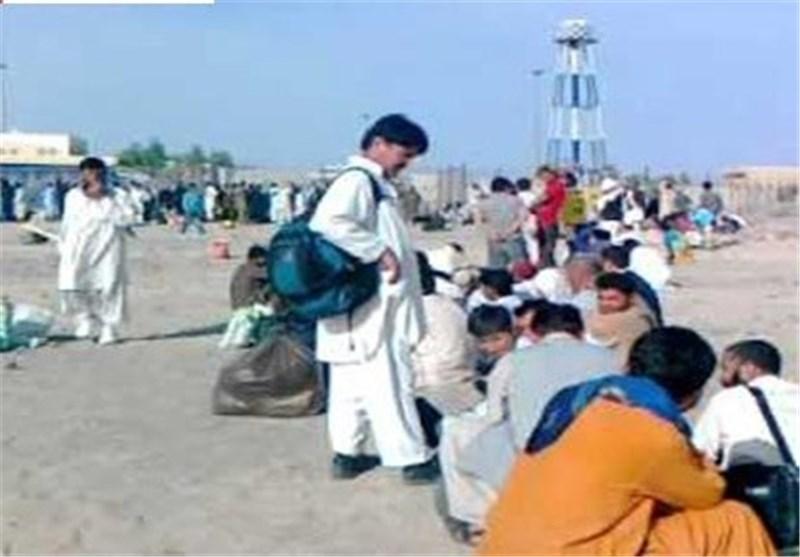 پاکستان کو یورپ سے ملانے والے واحد بارڈر پر زائرین کی حالت زار