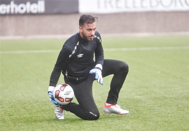 Iran's Makani Joins Norwegian Team Mjondalen IF