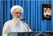 خطیب جمعة طهران المؤقت یؤکد عجز امریکا تجاه ایران