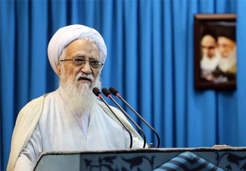 آمریکا پیوسته درپی ضربه زدن به ایران بوده/ مسئولان محکم جلوی دولت مستکبر آمریکا بایستند -  Tasnim