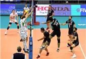 تیم ملی والیبال بامداد فردا وارد تهران میشود