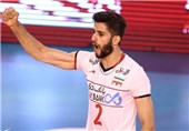 Iranian People Live with Volleyball: Milad Ebadipour