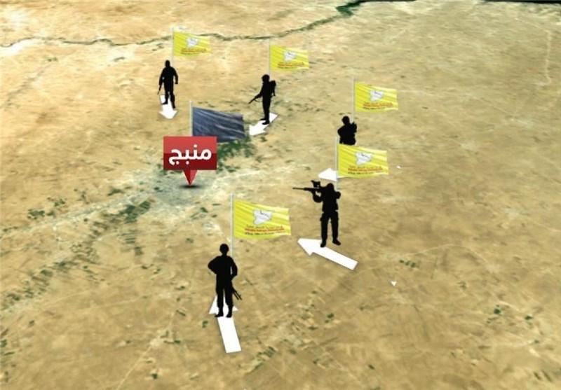 Menbic IŞİD'den Kurtuldu