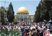 Israeli Troops Arrest Al-Aqsa Mosque Cleric