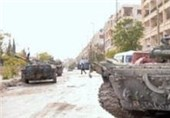 Syrian Army Liberates More Areas near Damascus