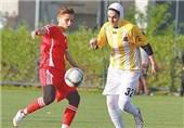 قرعه کشی مرحله دوم رقابتهای فوتبال بانوان جهت حضور در المپیک