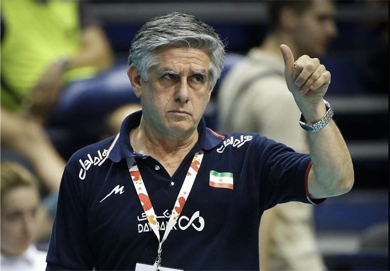 Raul Lozano Cannot Wait to Face Serbia at FIVB World League