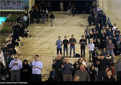 مراسم احیای شب نوزدهم ماه رمضان - مصلی تهران