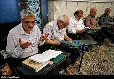 احیای شب نوزدهم رمضان در کرج