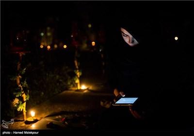 مراسم احیای شب نوزدهم رمضان - بهشت زهرا(س)