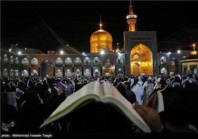 مراسم احیای شب نوزدهم رمضان در سراسر ایران