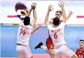پایان هفته دوم برای ایران با باخت مقابل صربستان/ زورمان به شکست ناپذیران نرسید