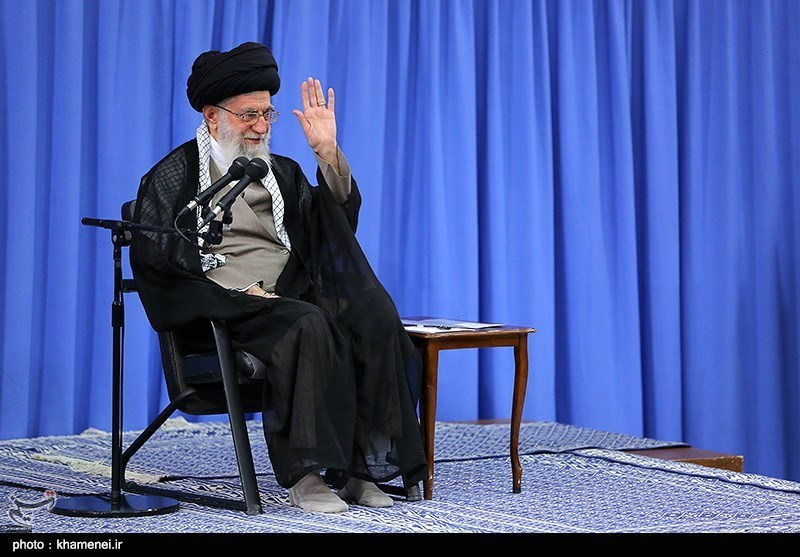 Ayatollah Khamenei: Removing Sheikh Qassim Unleashes Bahraini Youth's Ire at Regime