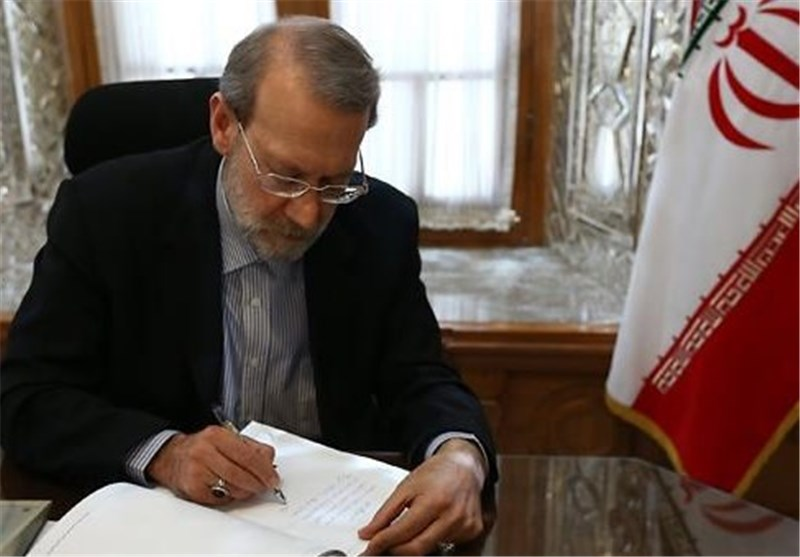 Iranian Speaker Sympathizes with Italy over Deadly Quake