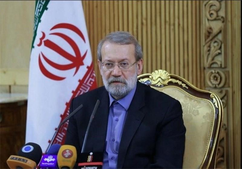 Iran's Larijani Highlights Significance of Int'l Quds Day