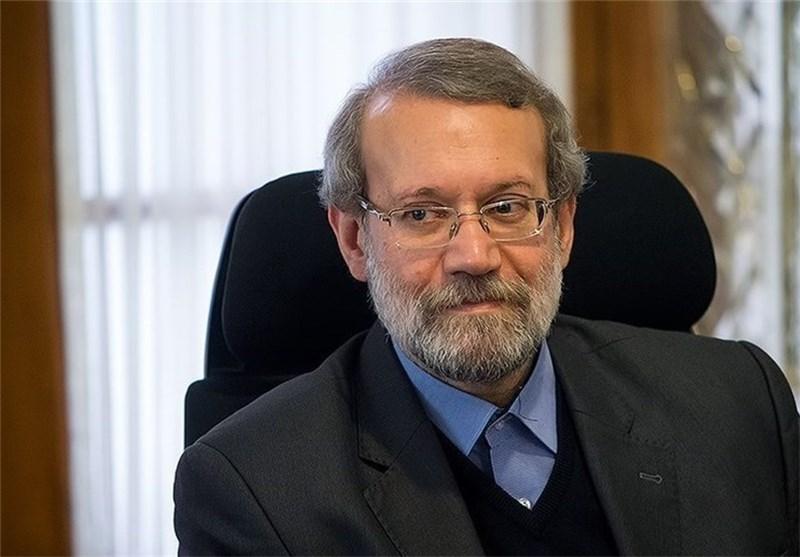 علی لاریجانی تبریک