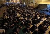 Ali Halife Rejimi'nin Baskılarına Rağmen Bahreyn Halkı Ayetullah İsa Kasım'ın Evini Terk Etmiyor/ Foto